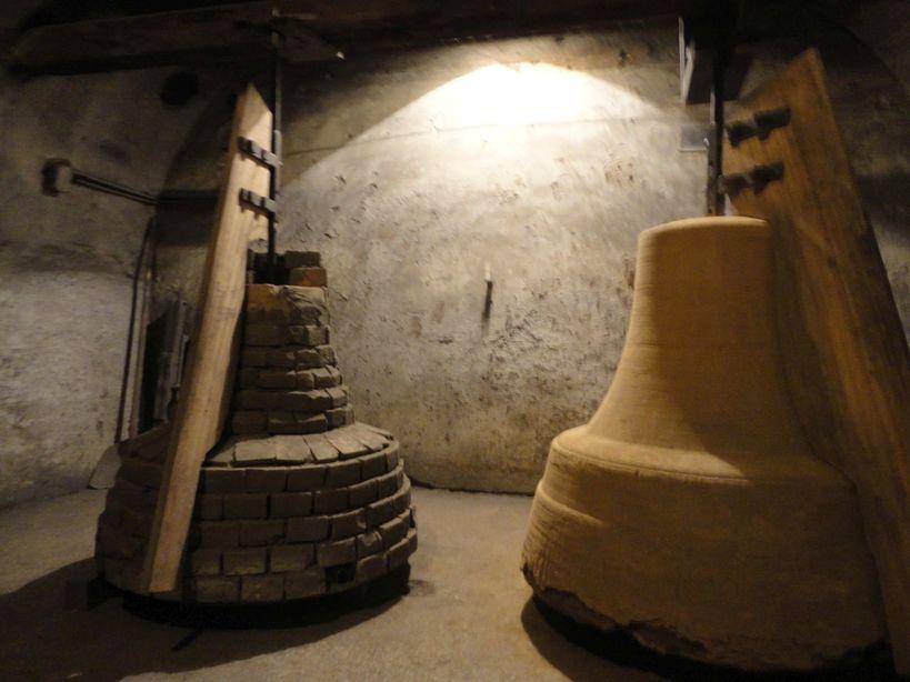 Cast Away! Grassmayr Bell Museum, Innsbruck, Austria