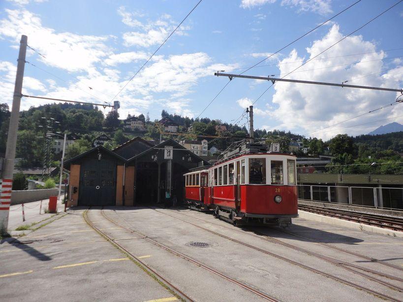 Where's the bell? LocalBahn Museum (Tram Museum), Innsbruck, Austria