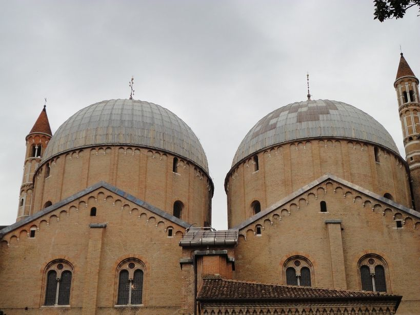 Basilica of St. Anthony of Padua. Padua, Italy