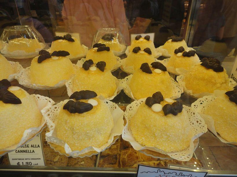 Take a bite! Polenta e Osei. Bergamo, Italy