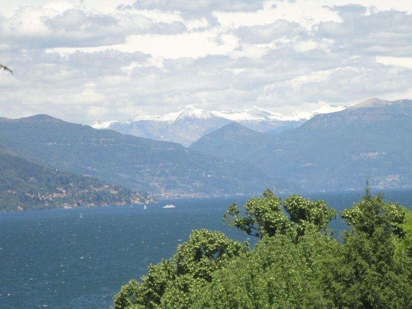Lake Maggiore. Stresa, Italy