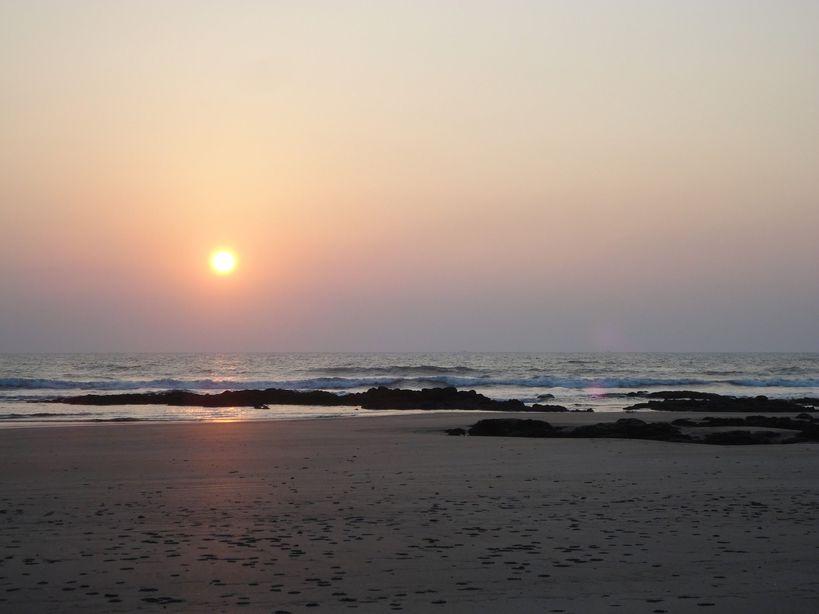 Karde Beach, Maharashtra, India