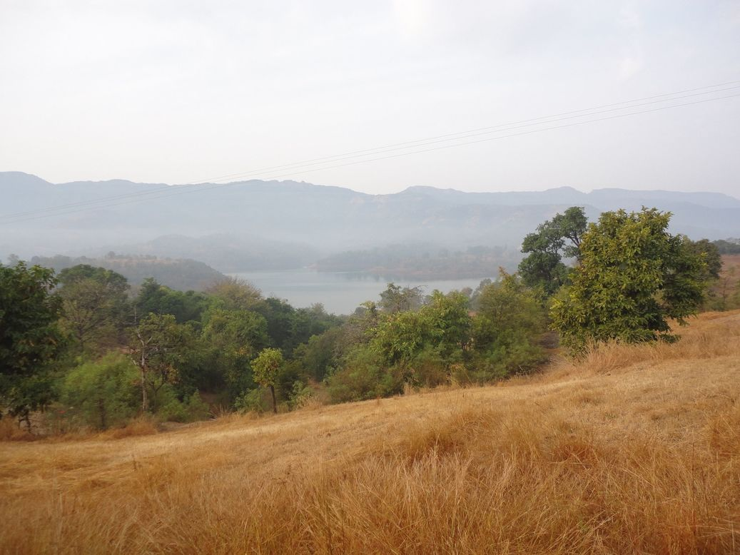 Hiking in the Hills. Tapola, Maharashtra