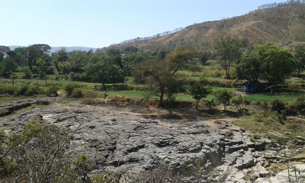 From the watchtower. Baneshwar, Maharashtra, India