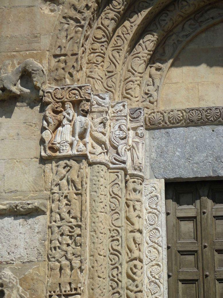 Basilica of San Michele Maggiore. Pavia, Italy