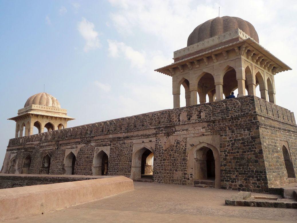 Roopmati Pavilion, Mandu (Mandav), Madhya Pradesh