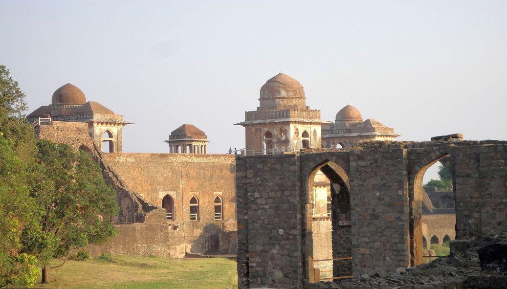 Monuments of Mandu. Mandu (Mandav), Madhya Pradesh