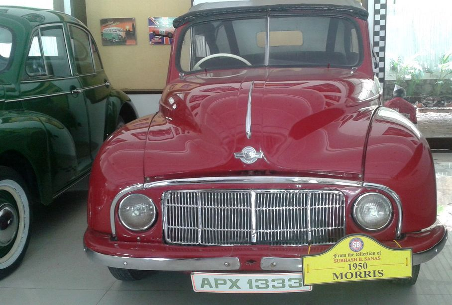 Pune, India] The Vintage and Classic Cars Museum: Style and Glitz on ...