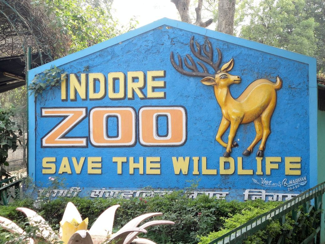 Welcome! Indore Zoo, India