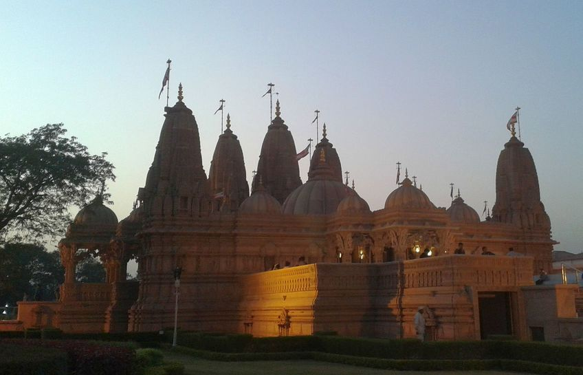 Swaminarayan Temple, Silvassa, India
