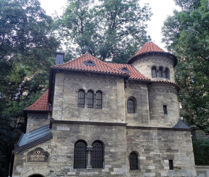 Klausen Synagogue. Jewish Quarter (Josefov), Prague, Czech Republic
