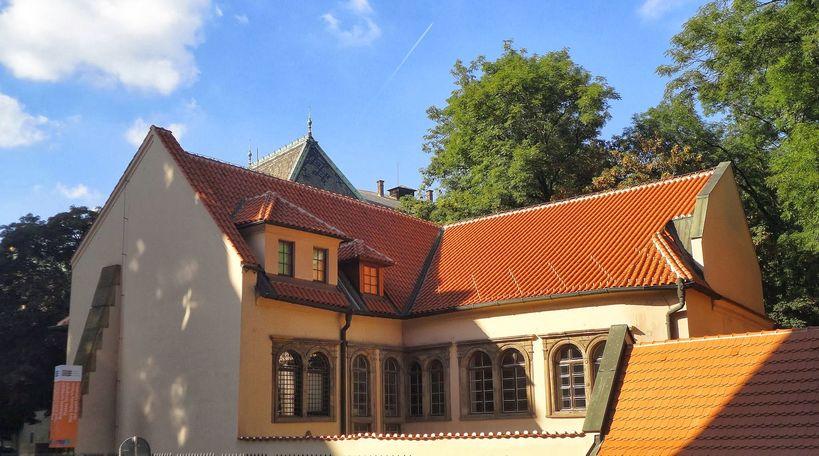 Pinkas Synagogue. Jewish Quarter (Josefov), Prague, Czech Republic.
