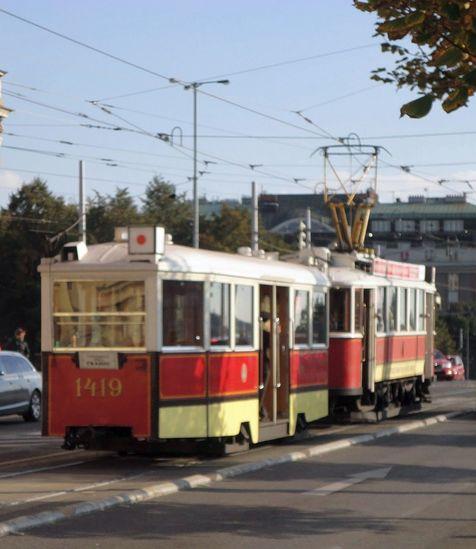 Get set spot! Train-spotting in Prague, Czech Republic.