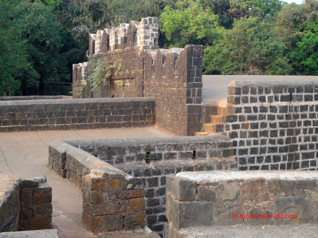 Strength. Panhala Fort, Maharashtra.