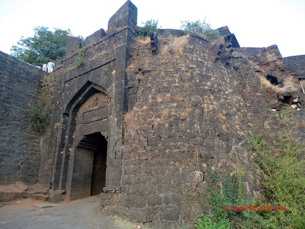 Tales of the Victorious and the Vanquished. Panhala Fort, Maharashtra.