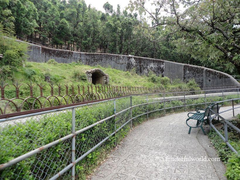 Take a seat! Nainital Zoo, India