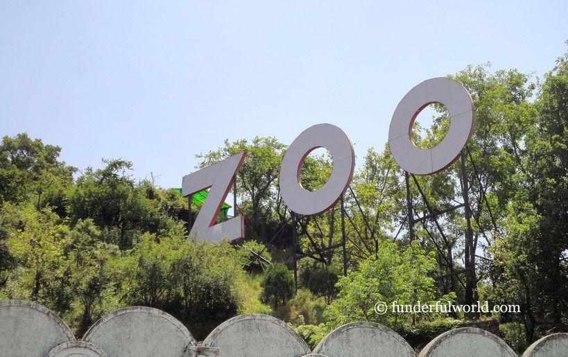 Zoooooo. Nainital, India