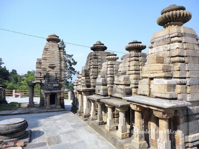 Katarmal Surya Temple, Almora, Uttarakhand.