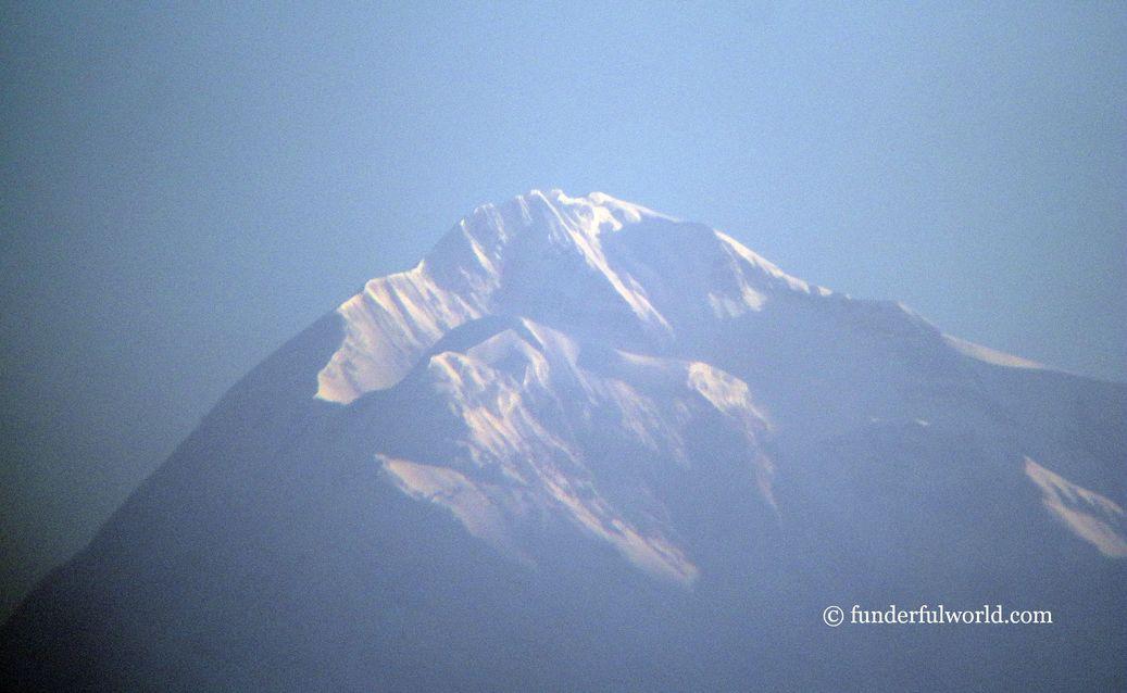 Trishul. From Binsar Wildlife Sanctuary, Uttarakhand.