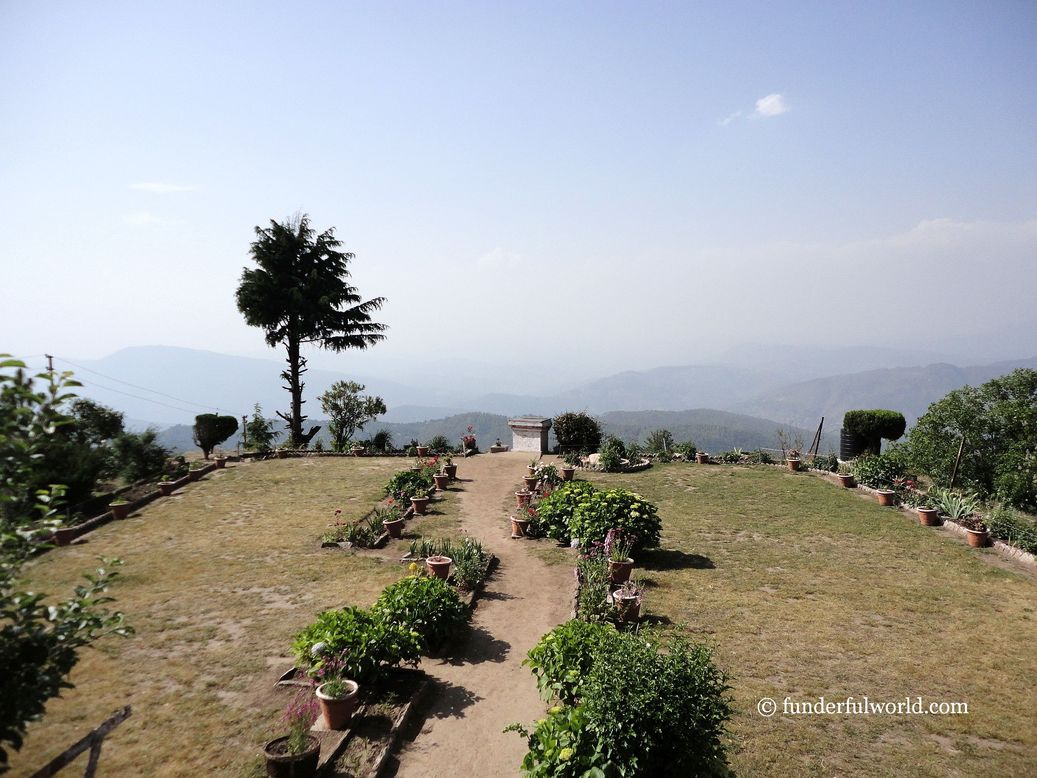 What lies beyond? PWD rest house, Mukteshwar, Uttarakhand, India.
